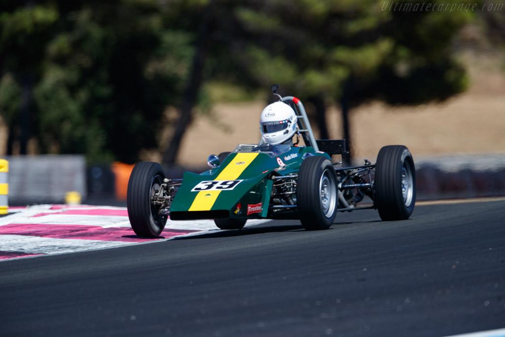 Lotus 61  - Driver: Austin Widmer - 2020 Dix Mille Tours