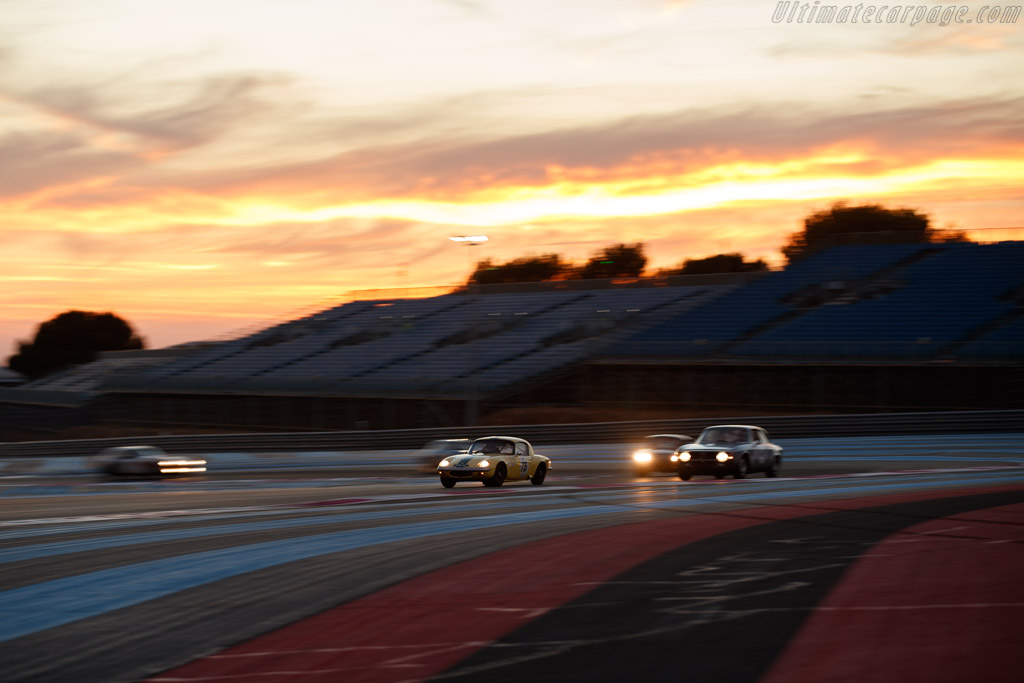 Lotus Elan 26R - Chassis: 26-S2-33 - Driver: Simon Evans / James Littlejohn - 2020 Dix Mille Tours
