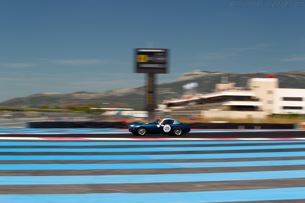 Lotus Elite - Chassis: 1427 - Driver: Sandy Watson / Martin O'Connell - 2020 Dix Mille Tours