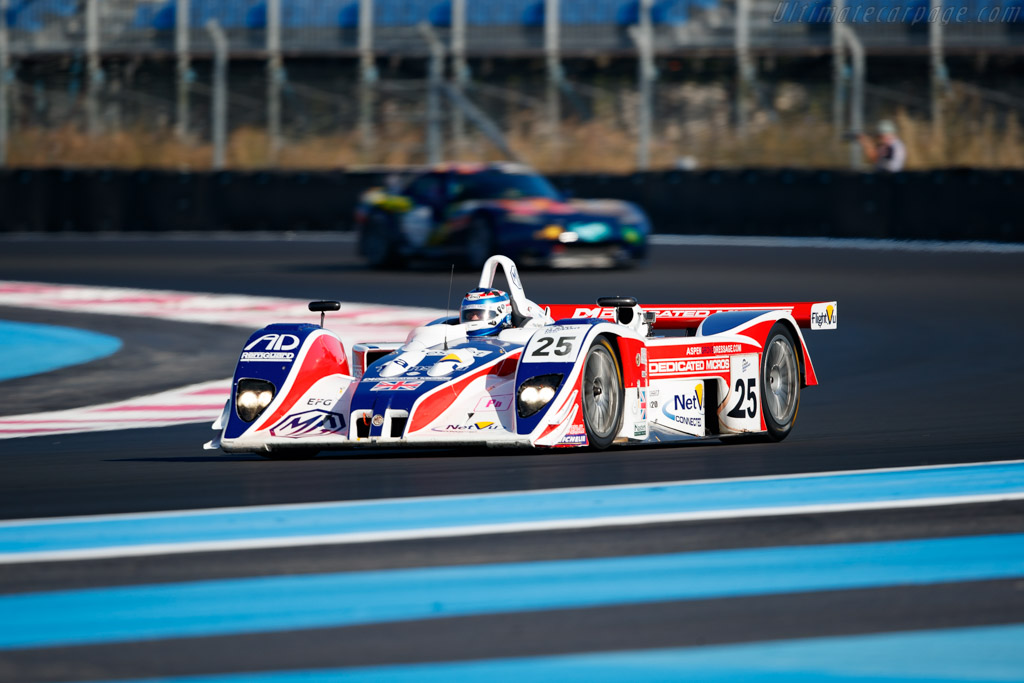 MG-Lola EX257 - Chassis: HU MG LMP 002 - Driver: Mike Newton - 2020 Dix Mille Tours