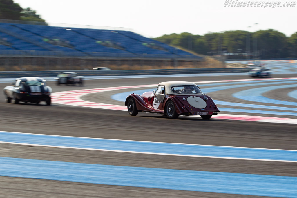 Morgan +4 Super Sport - Chassis: 5125 - Driver: Gaël Regent / Jean-Yves Grandidier - 2020 Dix Mille Tours