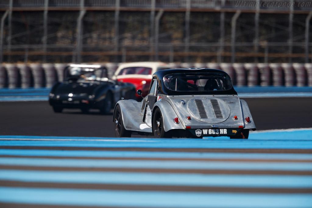 Morgan +4 Super Sport  - Driver: Gonzague Ruchaud / Hugo Payen - 2020 Dix Mille Tours