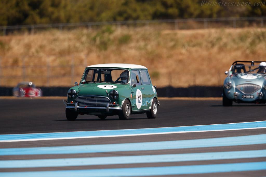 Morris Mini Cooper  - Driver: Jean-François Piquet / Claude Cassina - 2020 Dix Mille Tours