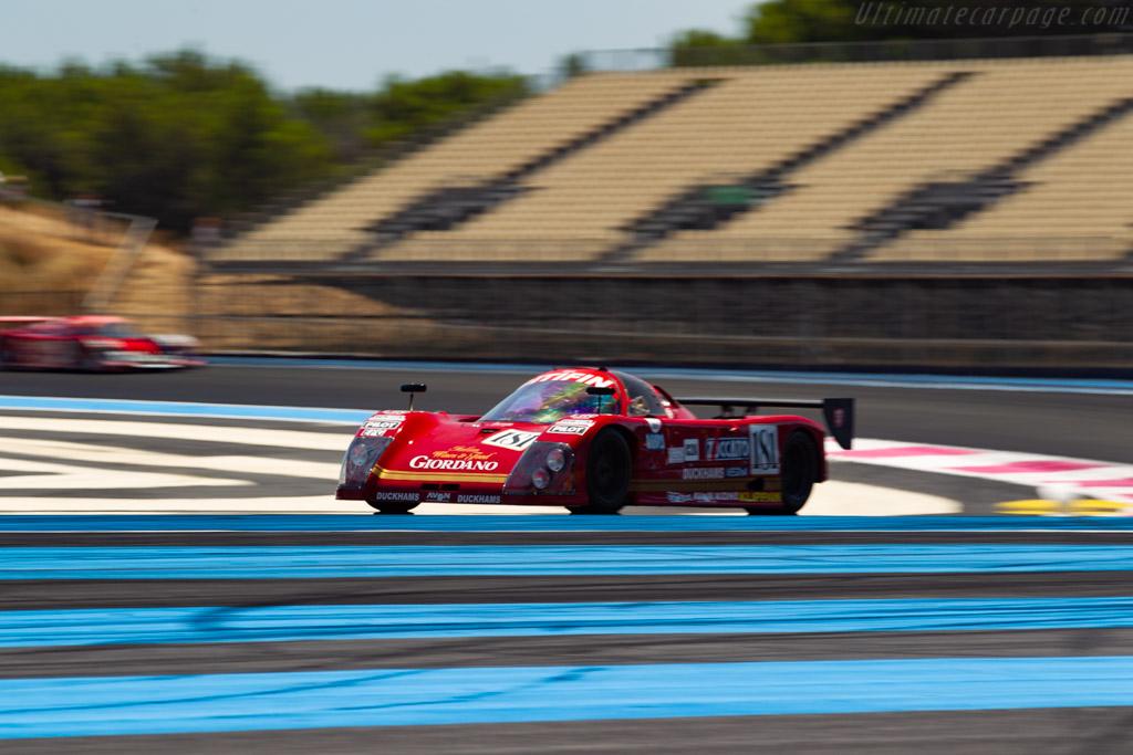 Olmas GLT 200 - Chassis: 001 - Driver: Bertrand Rouchaud - 2020 Dix Mille Tours