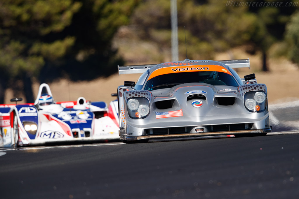 Panoz Esperante GTR1 - Chassis: 007 - Driver: Olivier Galant - 2020 Dix Mille Tours