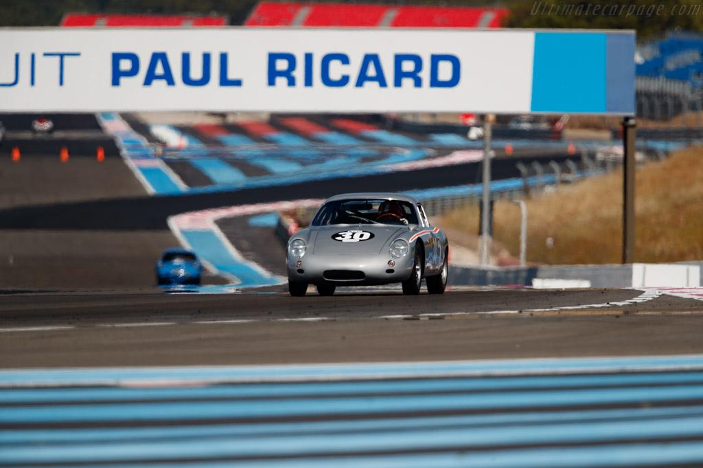Porsche 356 GTL - Chassis: 1010 - Driver: Peter Vögele - 2020 Dix Mille Tours