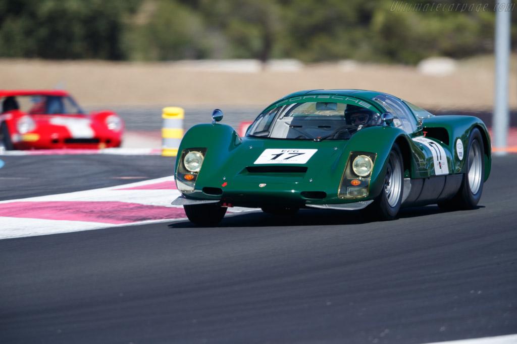 Porsche 906 Carrera  - Driver: David Nogareda Estivill - 2020 Dix Mille Tours