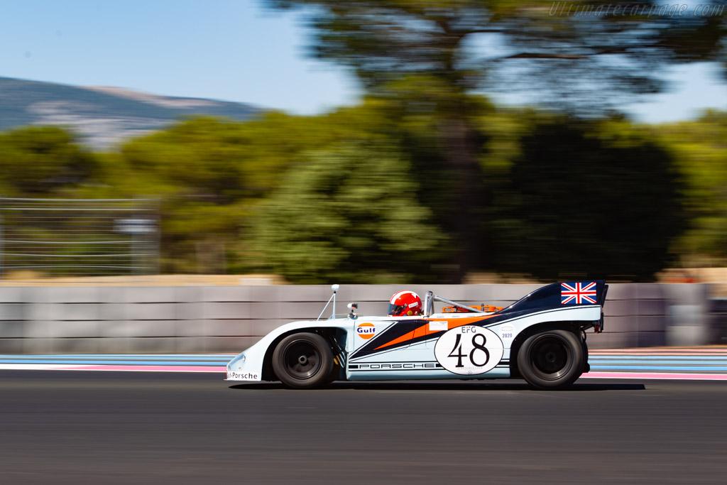 Porsche 908/3 - Chassis: 908/03-001 - Driver: Peter Vögele - 2020 Dix Mille Tours