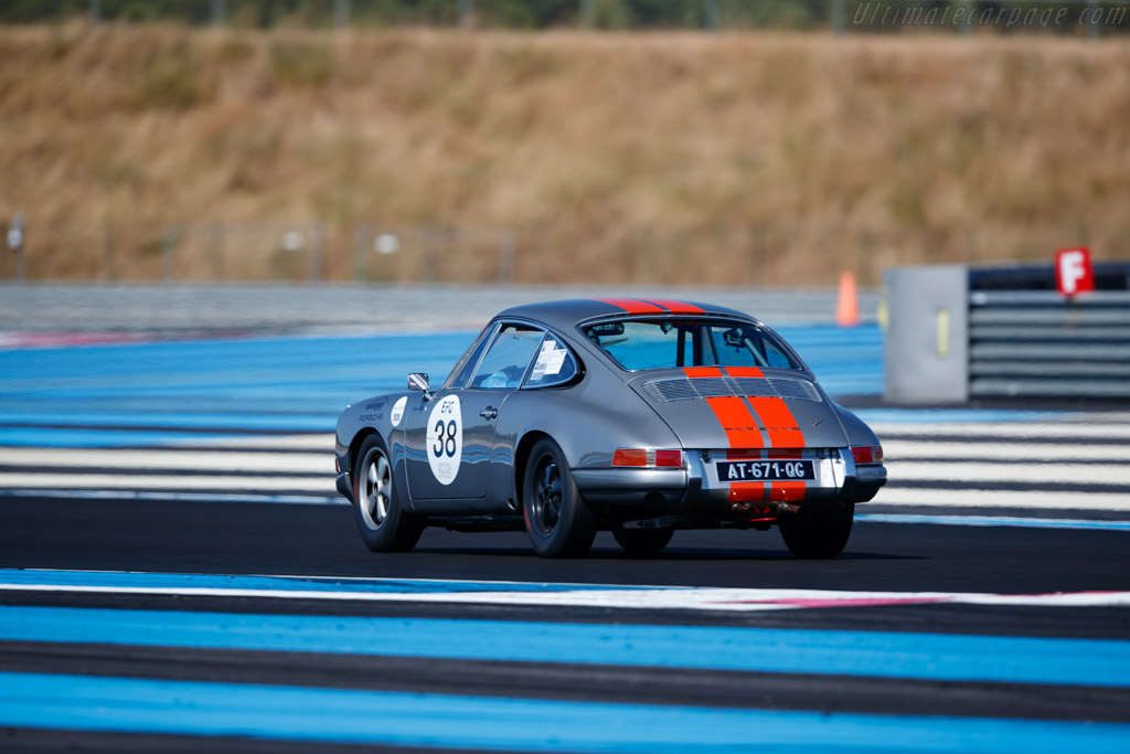 Porsche 911  - Driver: Franck Julien - 2020 Dix Mille Tours