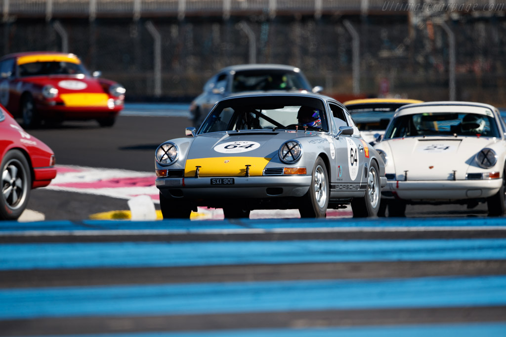 Porsche 911 - Chassis: 300241 - Driver: Andrew Smith / Oliver Bryant - 2020 Dix Mille Tours
