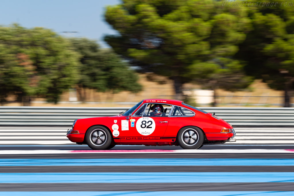 Porsche 911 - Chassis: 300719 - Driver: Uwe Kolb / Patrick Kolb - 2020 Dix Mille Tours