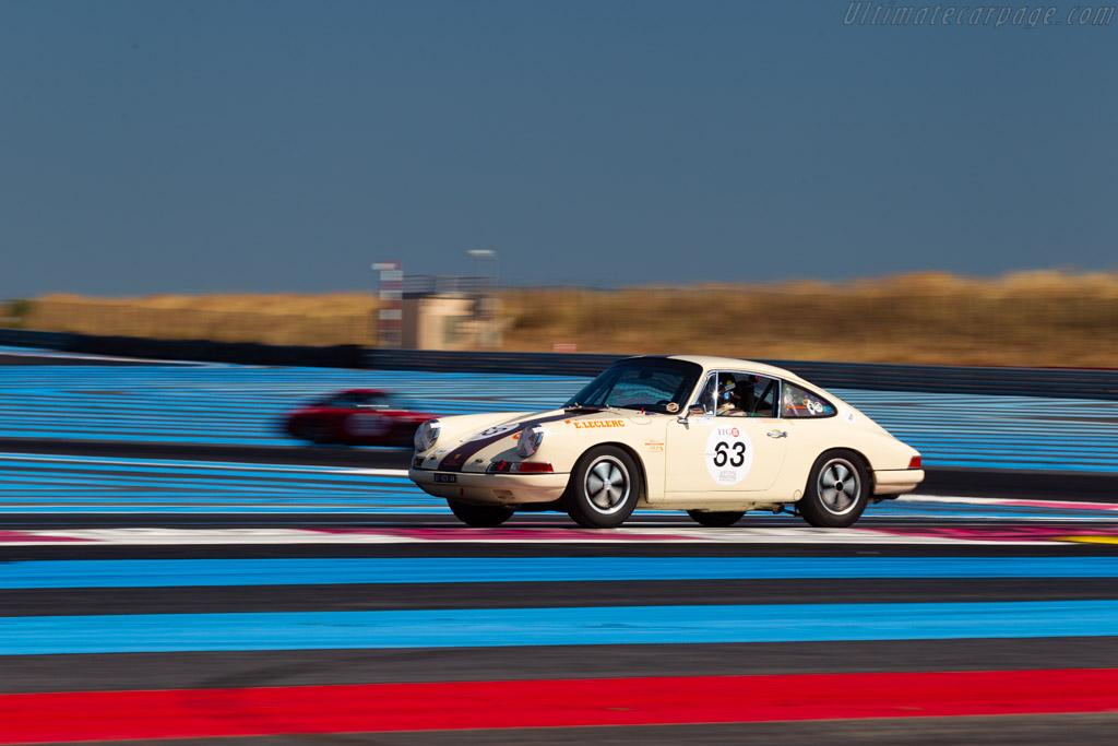 Porsche 911  - Driver: Jean-Marc Bussolini - 2020 Dix Mille Tours