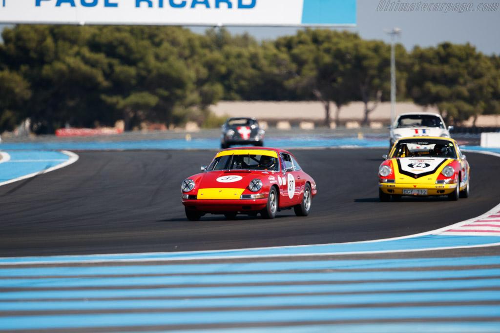Porsche 911  - Driver: Xavier Dayraut - 2020 Dix Mille Tours