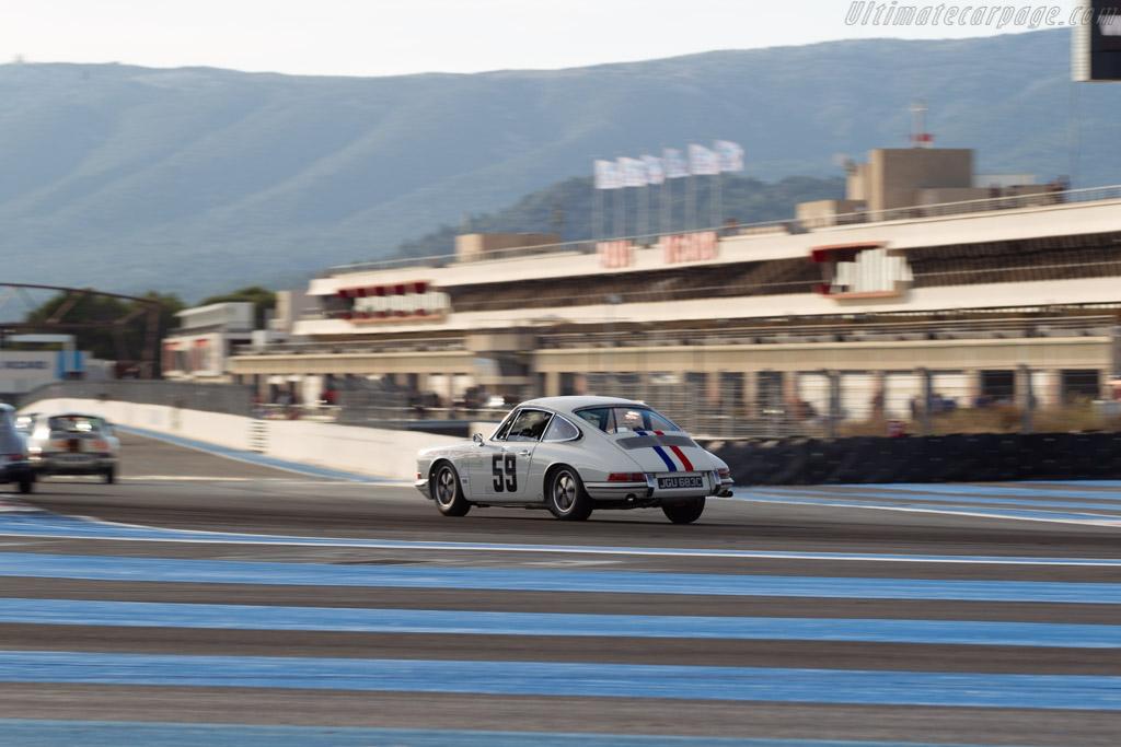 Porsche 911 - Chassis: 301085 - Driver: Shaun Lynn / Maxwell Lynn - 2020 Dix Mille Tours