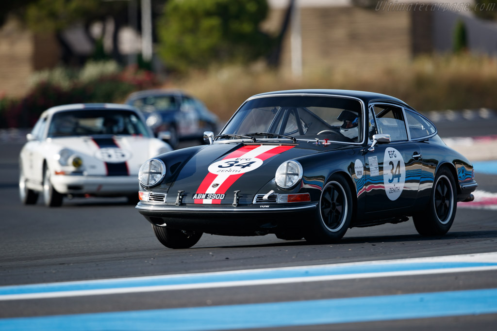 Porsche 911  - Driver: Niklas Halusa / Andreas Halusa - 2020 Dix Mille Tours