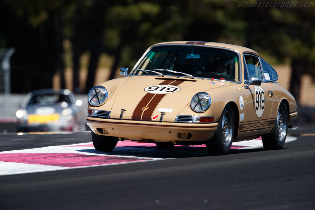 Porsche 911 - Chassis: 306890 - Driver: Robert Haug - 2020 Dix Mille Tours