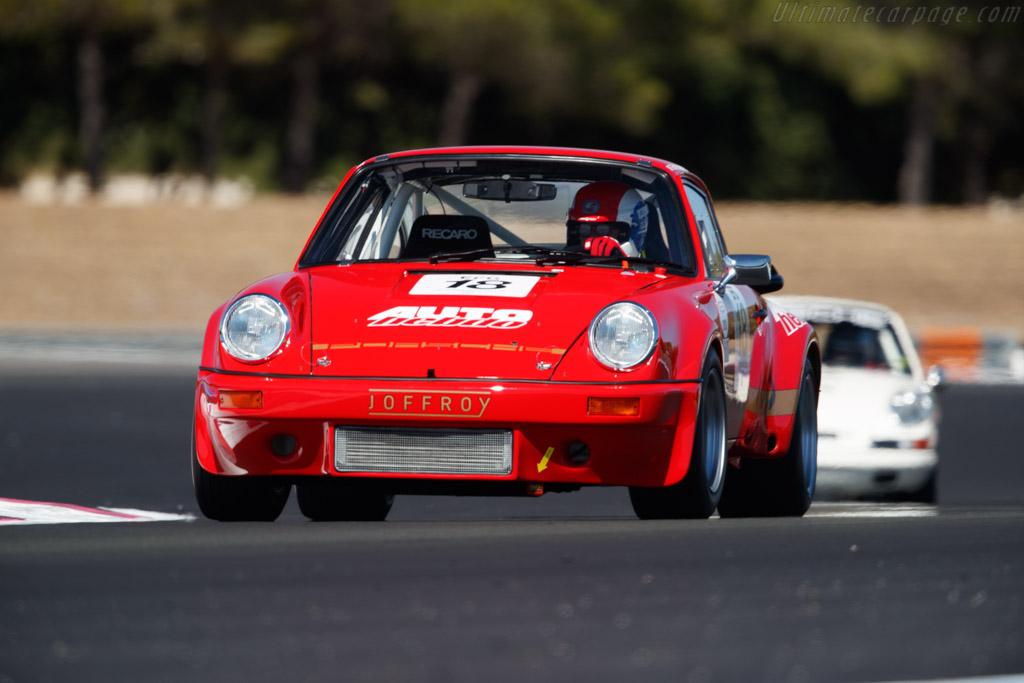 Porsche 911 Carrera RS 3.0  - Driver: Didier Calmels / Gérard Larrousse - 2020 Dix Mille Tours