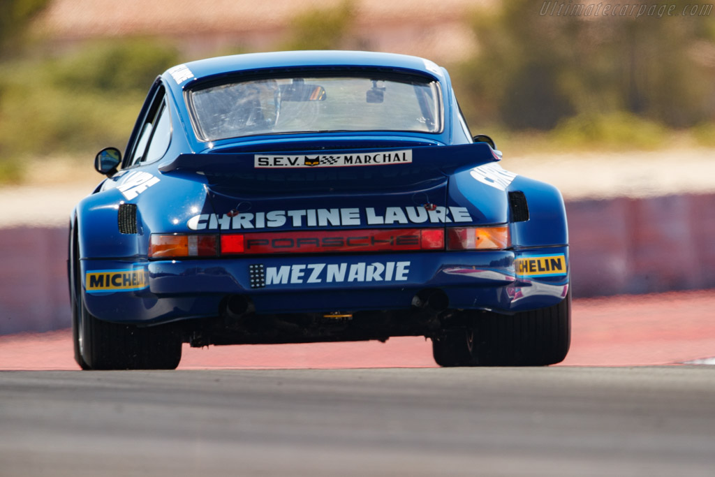 Porsche 911 Carrera RSR 3.0 - Chassis: 006 0015 - Driver: Richard Hywel Evans / Andrew Smith - 2020 Dix Mille Tours