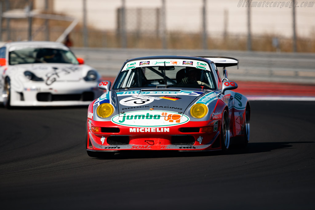 Porsche 911 GT2 - Chassis: 064002 - Driver: Guenther Schindler - 2020 Dix Mille Tours