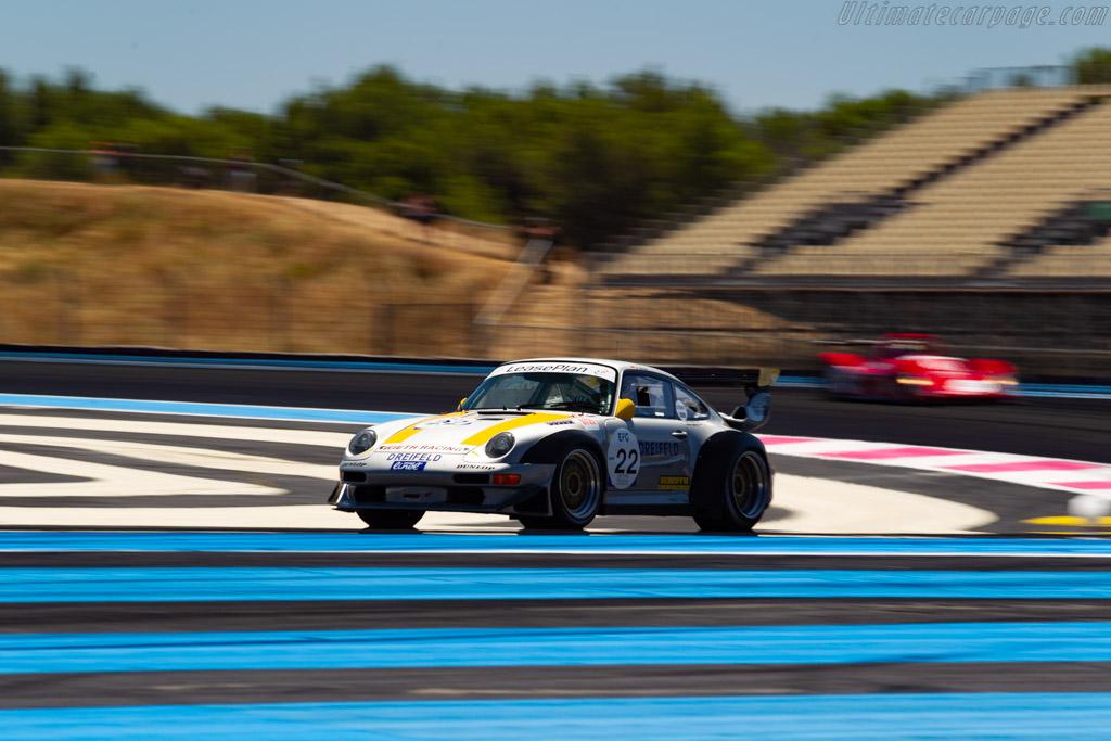 Porsche 911 GT2 Evo - Chassis: 0470021 - Driver: Sebastian Glaser - 2020 Dix Mille Tours