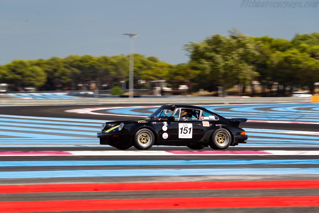 Porsche 911 Turbo - Chassis: 930 670 0426 - Driver: Nelson - 2020 Dix Mille Tours