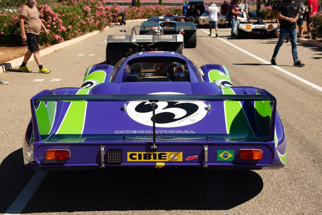 Porsche 917 LH - Chassis: 917-043(040) - Driver: Massimo Pedrazzi / Gérard Larrousse - 2020 Dix Mille Tours