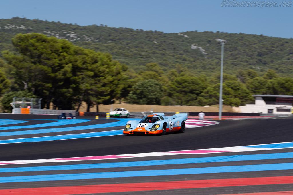 Porsche 917K - Chassis: 917-008 - Driver: Claudio Roddaro - 2020 Dix Mille Tours