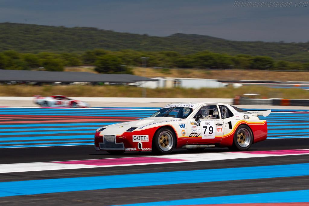 Porsche 924 GTR - Chassis: WP0ZZZ93ZBS720006 - Driver: Didier Cazeaux / Jürgen Barth - 2020 Dix Mille Tours