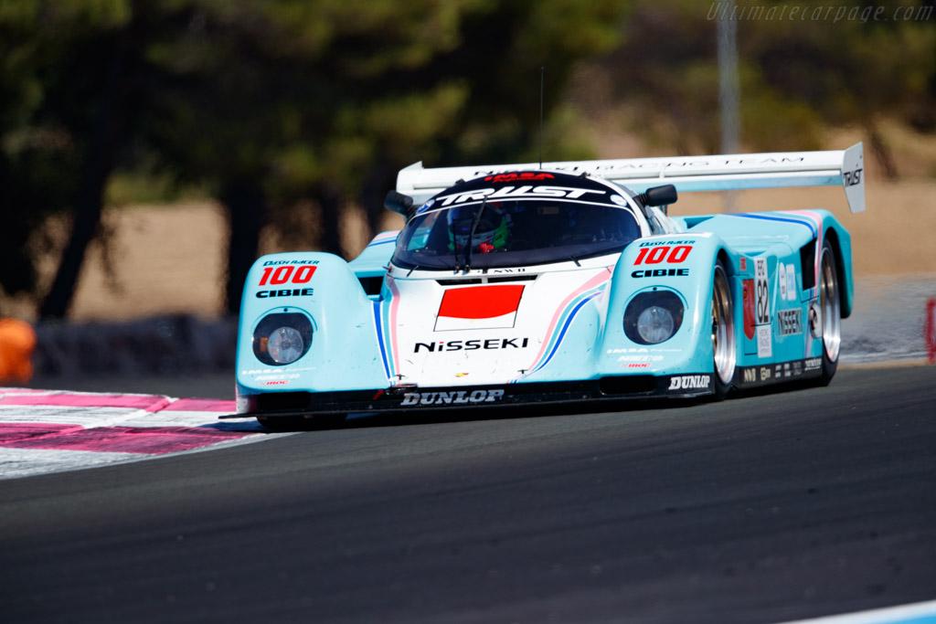 Porsche 962C - Chassis: 962-170 - Driver: Michel Lecourt / Raymond Narac - 2020 Dix Mille Tours