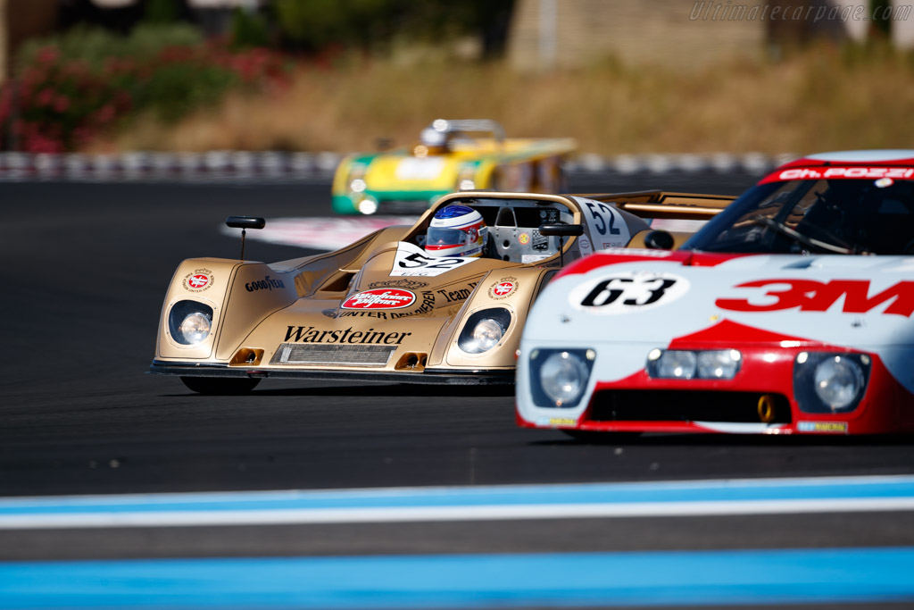 TOJ SC304 - Chassis: 11-76 - Driver: Yves Scemama - 2020 Dix Mille Tours
