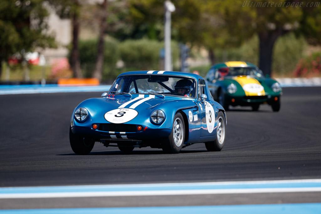 TVR Grantura  - Driver: Georges Rocchietta / Charles Eduard Rousseau - 2020 Dix Mille Tours