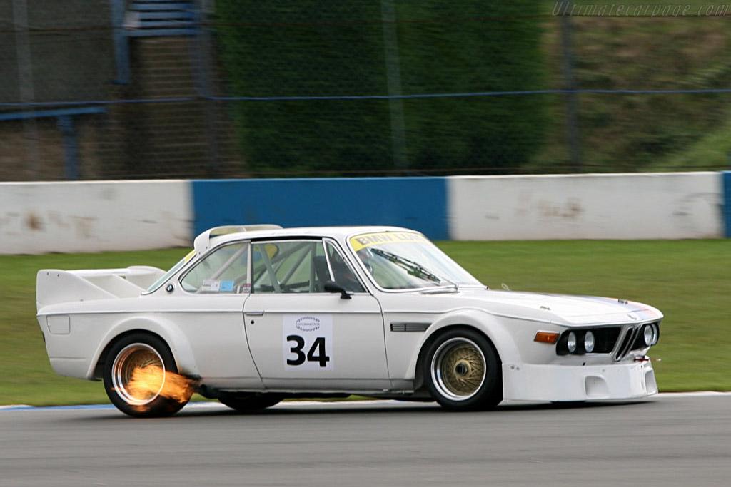 BMW 3.0 CSL - Chassis: 2331086   - 2006 Le Mans Series Donnington 1000 km