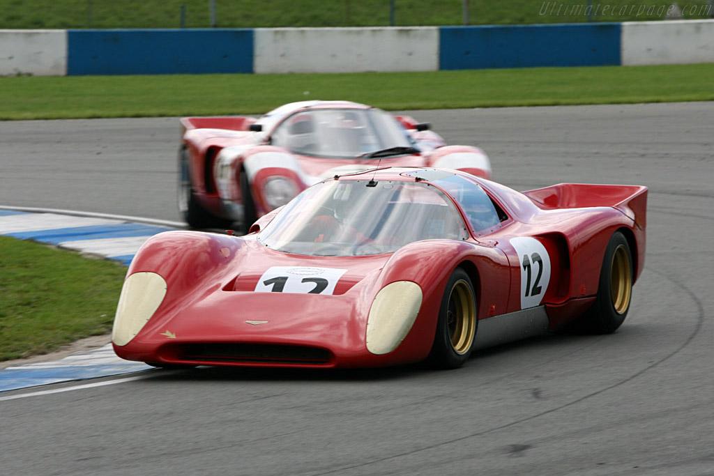 Chevron B16s    - 2006 Le Mans Series Donnington 1000 km