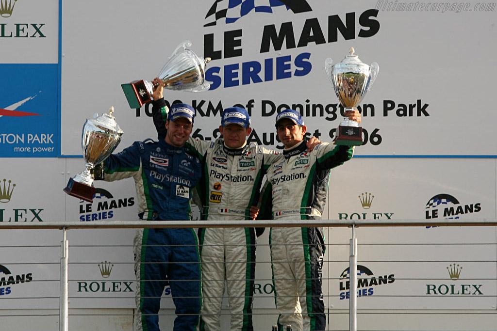 Congratulations    - 2006 Le Mans Series Donnington 1000 km