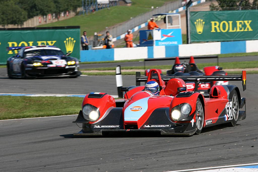 Courage C65 AER - Chassis: C60-12 - Entrant: Barazi Epsilon  - 2006 Le Mans Series Donnington 1000 km