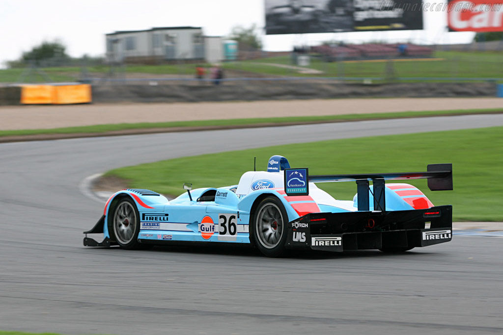 Courage C65 Ford - Chassis: C60-7 - Entrant: Paul Belmondo Racing  - 2006 Le Mans Series Donnington 1000 km