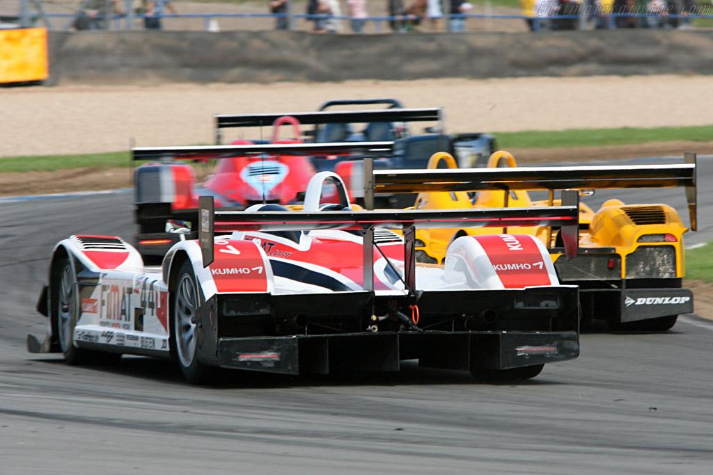 Courage C65 Judd - Chassis: C60-14 - Entrant: Kruse Motorsport  - 2006 Le Mans Series Donnington 1000 km