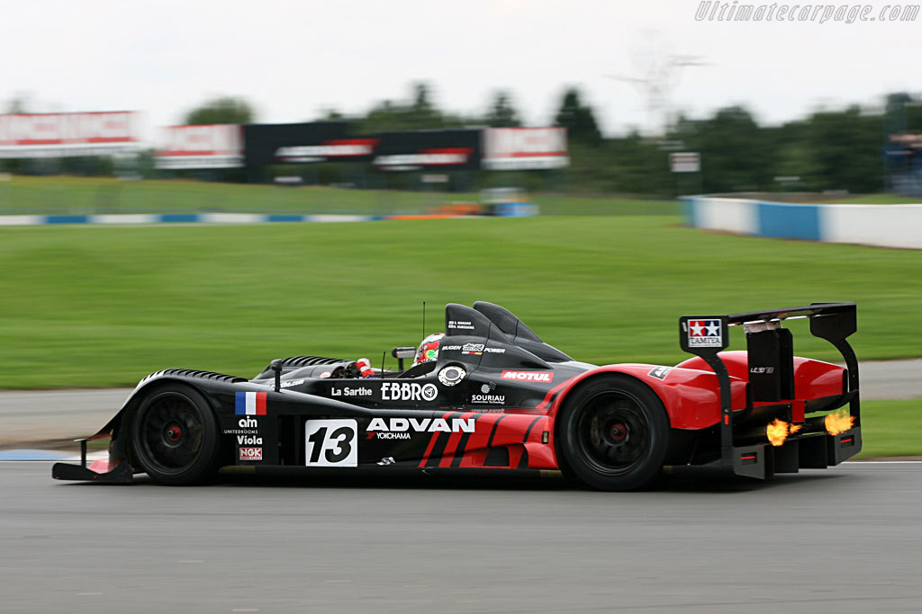 Courage LC70 Mugen - Chassis: LC70-05 - Entrant: Courage Competition  - 2006 Le Mans Series Donnington 1000 km