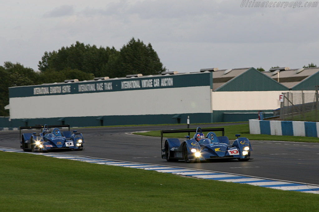 Creation CA06/H - Chassis: CA06/H - 002 - Entrant: Creation Autosportif  - 2006 Le Mans Series Donnington 1000 km