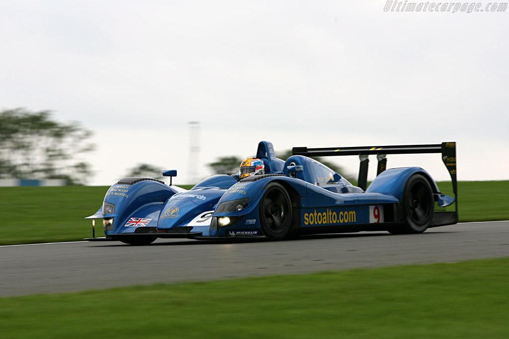Creation CA06/H - Chassis: CA06/H - 002 - Entrant: Creation Autosportif  - 2006 Le Mans Series Donnington 1000 km