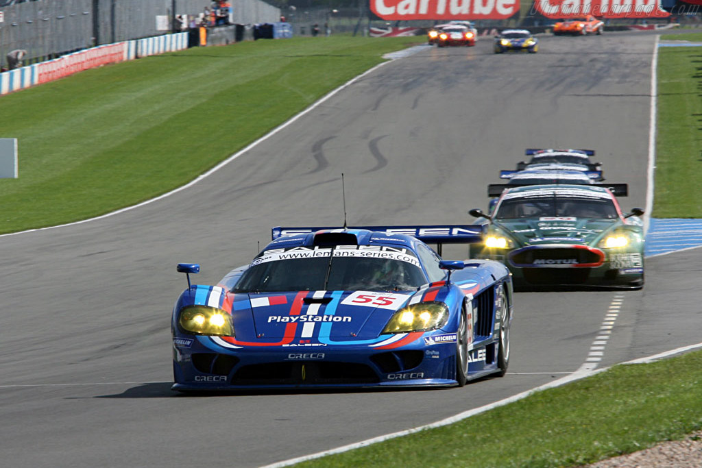 GT1 - Chassis: 066R - Entrant: Team Oreca  - 2006 Le Mans Series Donnington 1000 km