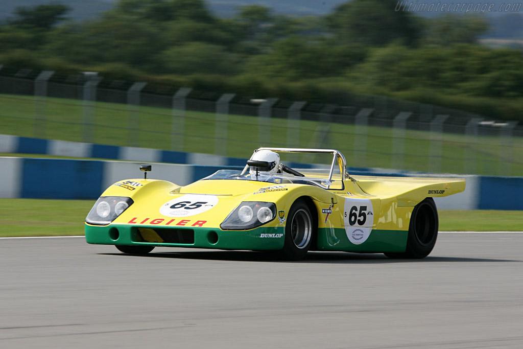 Ligier JS3 - Chassis: JS3-01   - 2006 Le Mans Series Donnington 1000 km