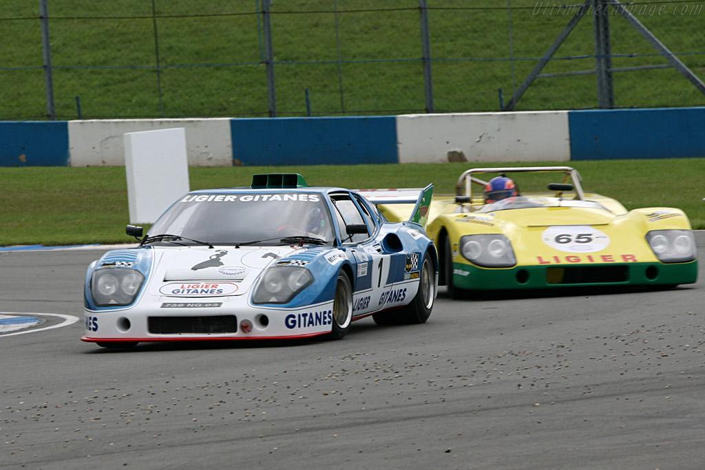 Ligiers - Chassis: 2379 72 03   - 2006 Le Mans Series Donnington 1000 km