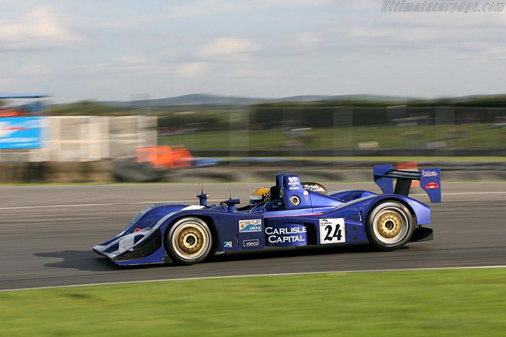 Lola B05/40 Zytek - Chassis: B0540-HU02 - Entrant: Binnie Motorsports  - 2006 Le Mans Series Donnington 1000 km
