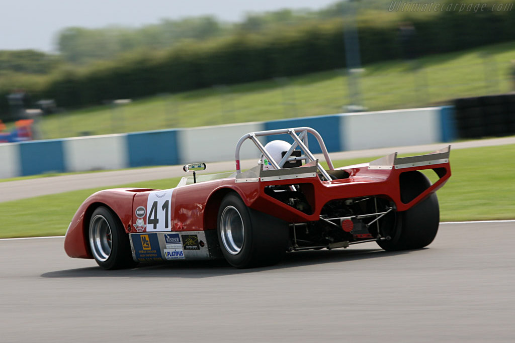 Lola T212 - Chassis: HU29   - 2006 Le Mans Series Donnington 1000 km