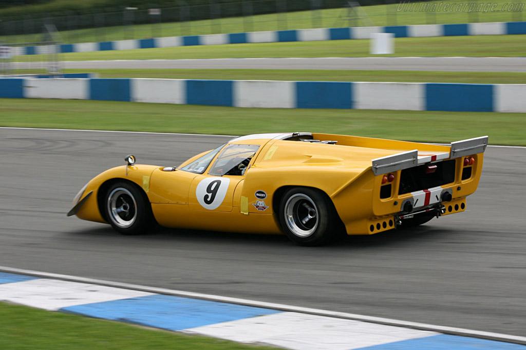 Lola T70 Mk3 B    - 2006 Le Mans Series Donnington 1000 km