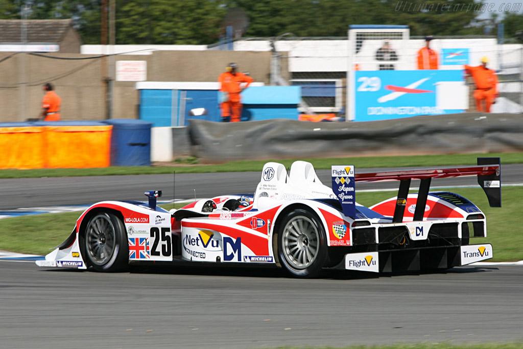 MG Lola EX264 - Chassis: B0540-HU05 - Entrant: RML  - 2006 Le Mans Series Donnington 1000 km