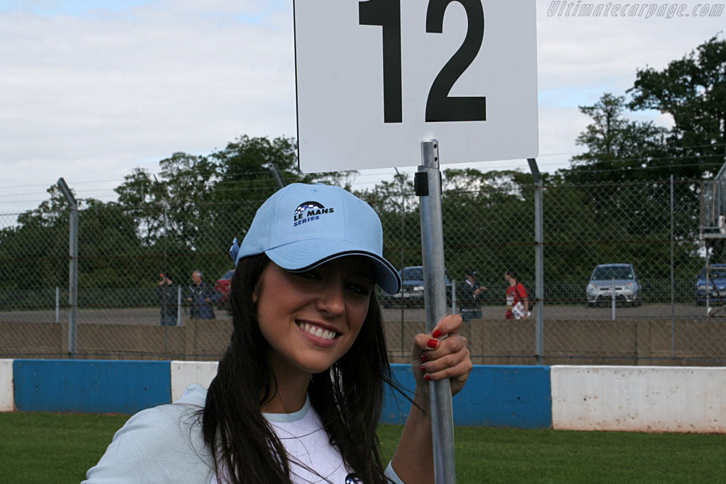 Motorsport is not just for men    - 2006 Le Mans Series Donnington 1000 km