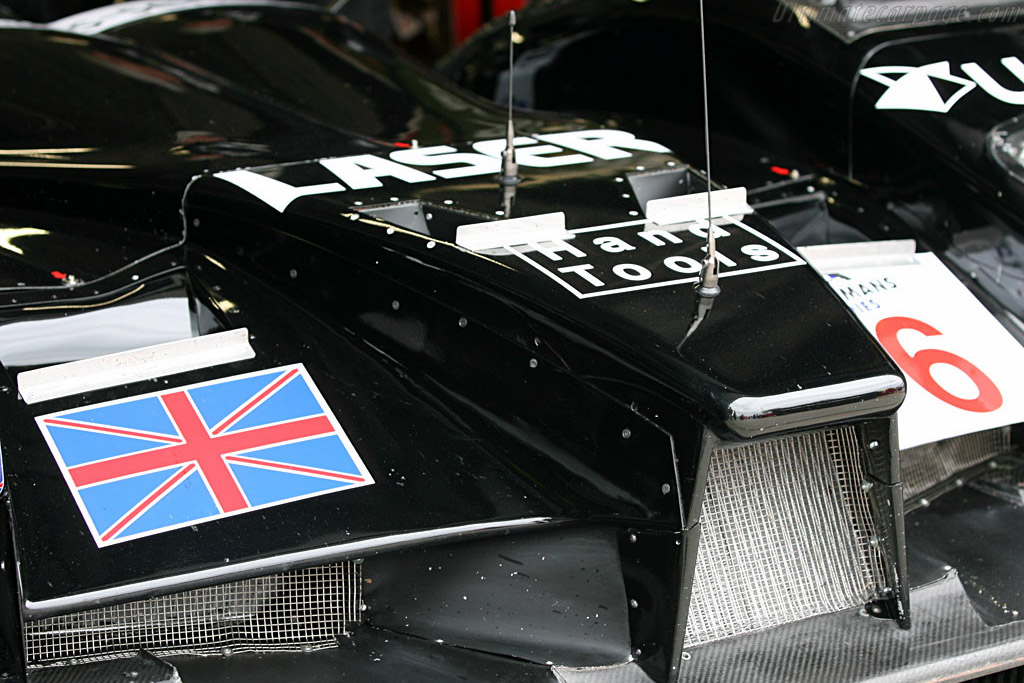 Nose 3 - Chassis: 001 - Entrant: Lister Storm Racing  - 2006 Le Mans Series Donnington 1000 km