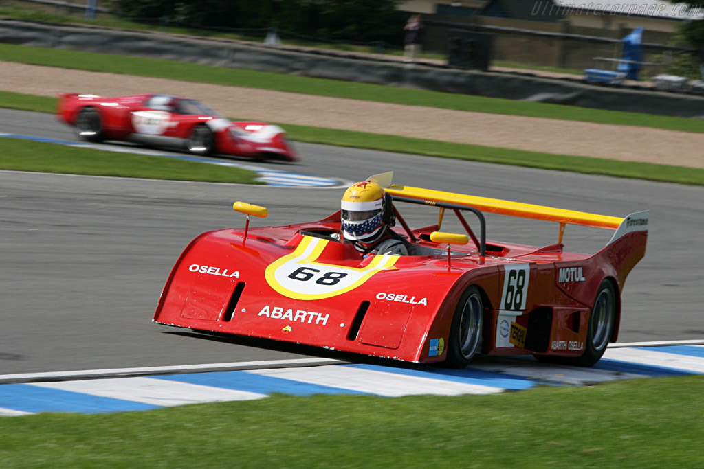 Osella Sport 2000 - Chassis: PA1-08   - 2006 Le Mans Series Donnington 1000 km